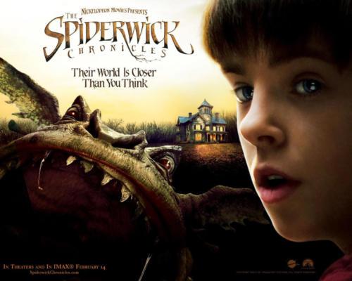 Les chroniques de spiderwick 1
