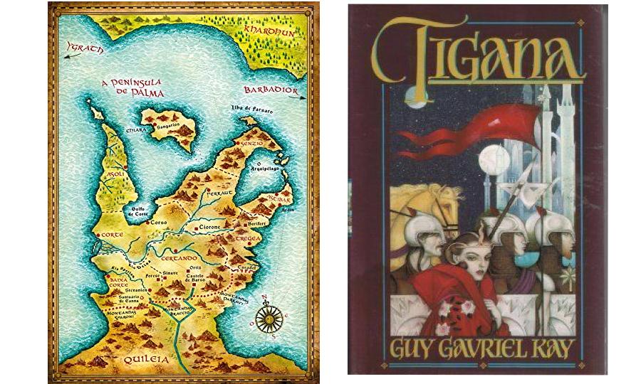 Tigana novel Guy Gavriel Kay